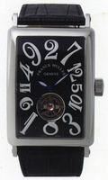 Franck Muller Long Island Crazy Hours Tourbillon Large Mens Wristwatch 1300 T CH-3