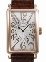 Franck Muller Mens Large Long Island Large Mens Wristwatch 1300SC RELIEF