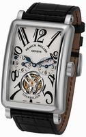 Franck Muller Master Banker Tourbillon Large Mens Wristwatch 1350 T MB