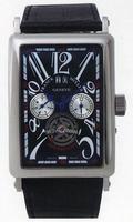 Franck Muller Master Banker Tourbillon Large Mens Wristwatch 1350 T MB-3