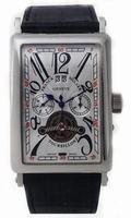 Franck Muller Master Banker Tourbillon Large Mens Wristwatch 1350 T MB-4