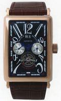 Franck Muller Master Banker Tourbillon Large Mens Wristwatch 1350 T MB-5