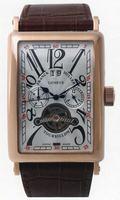 Franck Muller Master Banker Tourbillon Large Mens Wristwatch 1350 T MB-6