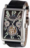 Franck Muller Quantieme Perpetuel Large Mens Wristwatch 1350 T QP