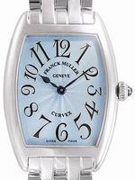 Franck Muller Curvex Midsize Ladies Ladies Wristwatch 1752 QZ