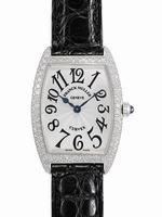 Franck Muller Curvex Midsize Ladies Ladies Wristwatch 1752QZD