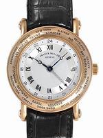 Franck Muller World Time Large Mens Wristwatch 2800HM