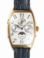 Franck Muller Perpetual Calendar Large Mens Wristwatch 2850QP