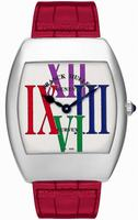 Franck Muller Grace Curvex Large Ladies Ladies Wristwatch 2867 QZ R AL