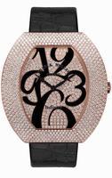 Franck Muller Infinity Curvex Extra-Large Ladies Ladies Wristwatch 3550 QZ A D6 CD