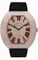 Franck Muller Infinity Curvex Extra-Large Ladies Ladies Wristwatch 3550 QZ R D6 CD