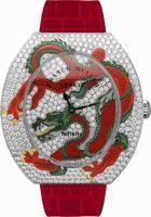 Franck Muller Infinity Dragon Extra-Large Ladies Ladies Wristwatch 3640 QZ DRG 2 D CD