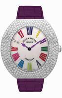 Franck Muller Infinity Ellipse Extra-Large Ladies Ladies Wristwatch 3650 QZ R COL DRM D