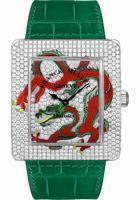 Franck Muller Infinity Dragon Large Ladies Ladies Wristwatch 3740 QZ DRG 2 D CD