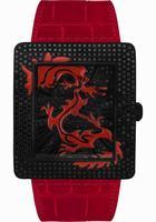 Franck Muller Infinity Dragon Large Ladies Ladies Wristwatch 3740 QZ DRG NR D CD