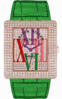 Franck Muller Infinity Reka Large Ladies Ladies Wristwatch 3740 QZ R AL COL DRM D CD