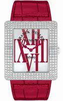 Franck Muller Infinity Reka Large Ladies Ladies Wristwatch 3740 QZ R AL D
