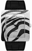 Franck Muller Infinity Safari Large Ladies Ladies Wristwatch 3740 QZ SAF D CD