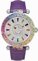 Franck Muller Double Mystery 4 Saisons Large Ladies Ladies Wristwatch 42 DM 4 SAI D3R CD