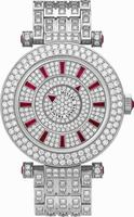 Franck Muller Double Mystery Ronde Large Ladies Ladies Wristwatch 42 DM D2R CD