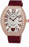 Franck Muller Heart Midsize Ladies Ladies Wristwatch 5002 M QZ C 6H D2