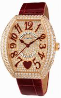 Franck Muller Heart Midsize Ladies Ladies Wristwatch 5002 M QZ C 6H D3 CD
