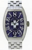 Franck Muller Cintree Curvex Totally Crazy Midsize Unisex Unisex Wristwatch 5850 TT CH-1