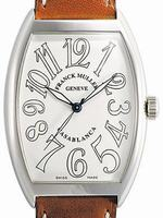 Franck Muller Casablanca Large Mens Wristwatch 5850CASA