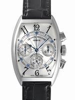 Franck Muller Chronograph Large Mens Wristwatch 5850CCAT
