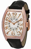Franck Muller Cintree Curvex Classique Small Ladies Ladies Wristwatch 5852 QZ REL D