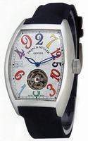 Franck Muller Cintree Curvex Crazy Hours Tourbillon Large Mens Wristwatch 5880 T CH COL DRM-2