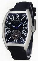 Franck Muller Cintree Curvex Crazy Hours Tourbillon Large Mens Wristwatch 5880 T CH COL DRM-3