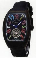 Franck Muller Cintree Curvex Crazy Hours Tourbillon Large Mens Wristwatch 5880 T CH COL DRM-5