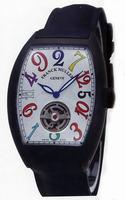 Franck Muller Cintree Curvex Crazy Hours Tourbillon Large Mens Wristwatch 5880 T CH COL DRM-6