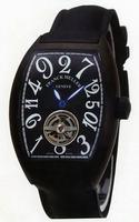 Franck Muller Cintree Curvex Crazy Hours Tourbillon Large Mens Wristwatch 5880 T CH COL DRM-7