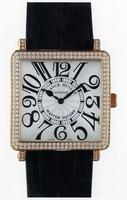 Franck Muller Master Square Mens Large Unisex Wristwatch 6000 H SC DT R-22