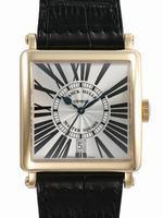 Franck Muller Master Square Mens Midsize Mens Wristwatch 6000HSC