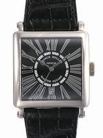 Franck Muller Master Square Mens Midsize Mens Wristwatch 6000HSCDT RELIEF