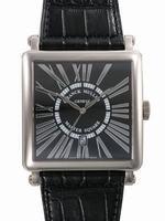 Franck Muller Master Square Mens Large Mens Wristwatch 6000KSCDT
