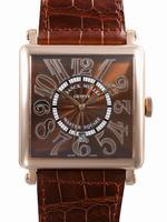 Franck Muller Master Square Mens Large Mens Wristwatch 6000KSCDT RELIEF