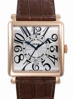 Franck Muller Master Square Mens Large Mens Wristwatch 6000KSCDT V