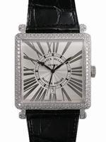 Franck Muller Master Square Mens Large Mens Wristwatch 6000KSCDTD RELIEF