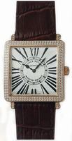 Franck Muller Master Square Ladies Medium Midsize Ladies Wristwatch 6002 L QZ COL DRM R-26