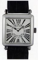 Franck Muller Master Square Ladies Large Large Ladies Wristwatch 6002 M QZ R-20