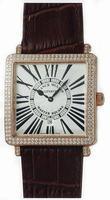 Franck Muller Master Square Ladies Large Large Ladies Wristwatch 6002 M QZ R-26