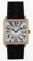 Franck Muller Master Square Ladies Large Large Ladies Wristwatch 6002 M QZ R-32