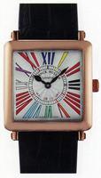Franck Muller Master Square Ladies Large Large Ladies Wristwatch 6002 M QZ R-34