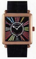 Franck Muller Master Square Ladies Large Large Ladies Wristwatch 6002 M QZ R-35