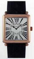 Franck Muller Master Square Ladies Large Large Ladies Wristwatch 6002 M QZ R-36