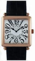 Franck Muller Master Square Ladies Large Large Ladies Wristwatch 6002 M QZ R-39